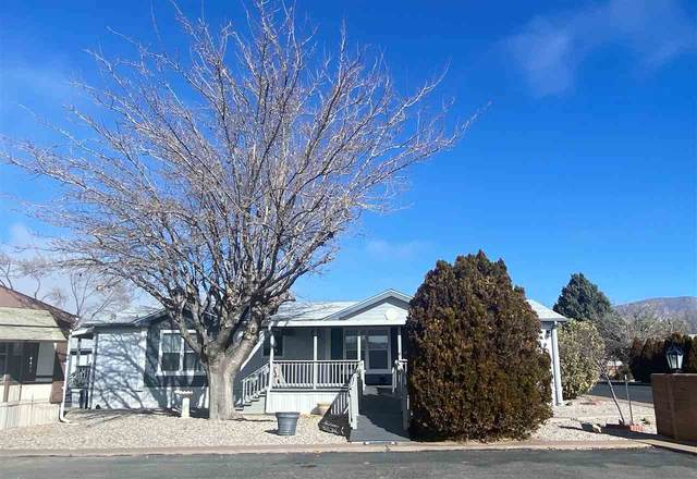 2000 First St, Alamogordo, NM 88310 (MLS #164144) :: Assist-2-Sell Buyers and Sellers Preferred Realty