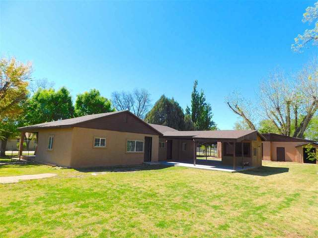 110 Bosque, Tularosa, NM 88352 (MLS #164404) :: Assist-2-Sell Buyers and Sellers Preferred Realty