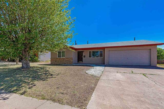 1102 Scenic Dr, Alamogordo, NM 88310 (MLS #164443) :: Assist-2-Sell Buyers and Sellers Preferred Realty