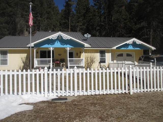 478 Hwy 244, Cloudcroft, NM 88317 (MLS #164444) :: Assist-2-Sell Buyers and Sellers Preferred Realty