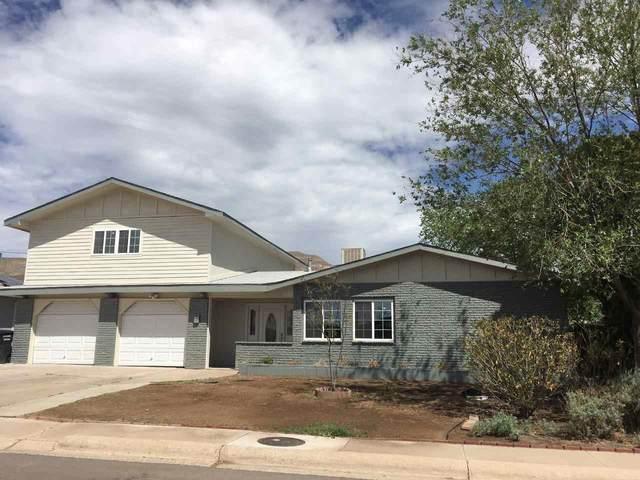 2506 Stanford Av, Alamogordo, NM 88310 (MLS #164450) :: Assist-2-Sell Buyers and Sellers Preferred Realty