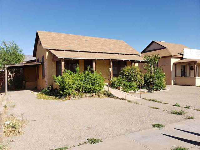 912 Texas Av #0, Alamogordo, NM 88310 (MLS #164460) :: Assist-2-Sell Buyers and Sellers Preferred Realty