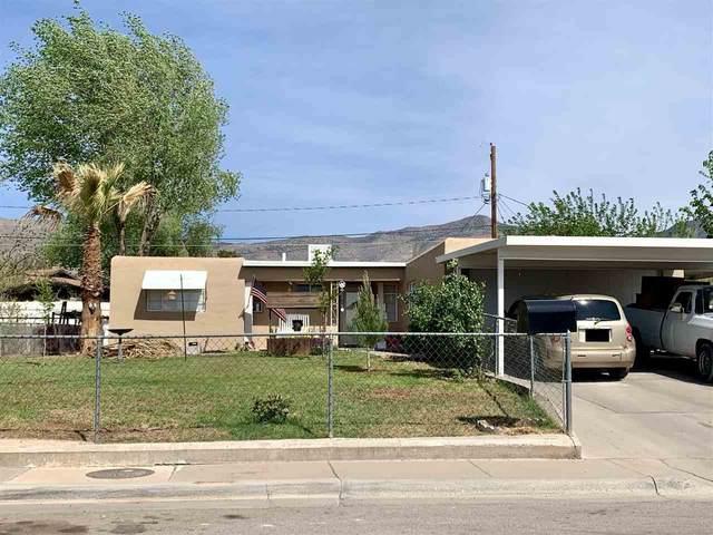 1814 College Av, Alamogordo, NM 88310 (MLS #164461) :: Assist-2-Sell Buyers and Sellers Preferred Realty