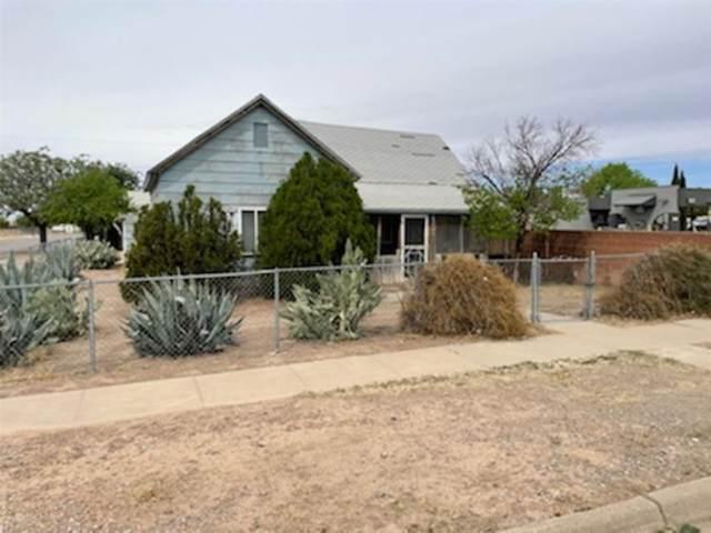 801 Virginia Av, Alamogordo, NM 88310 (MLS #164471) :: Assist-2-Sell Buyers and Sellers Preferred Realty