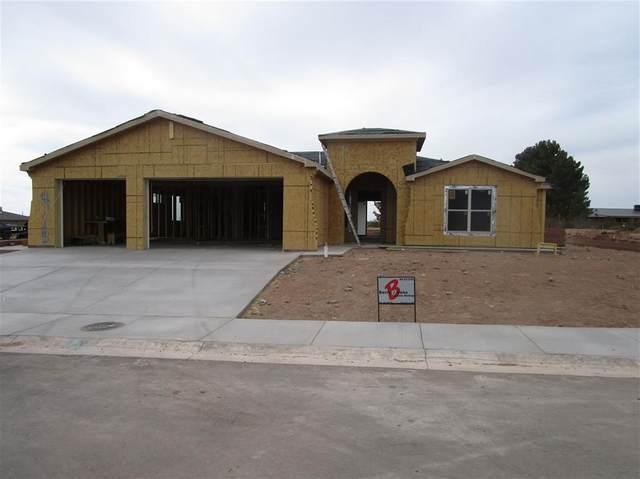 4115 Carlota Drive, Alamogordo, NM 88310 (MLS #164482) :: Assist-2-Sell Buyers and Sellers Preferred Realty
