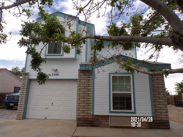 2406 Nevada Dr, Alamogordo, NM 88310 (MLS #164538) :: Assist-2-Sell Buyers and Sellers Preferred Realty