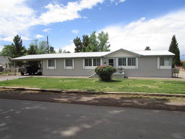 903 8th St, Tularosa, NM 88352 (MLS #164541) :: Assist-2-Sell Buyers and Sellers Preferred Realty