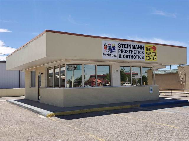 600 Tenth St #4, Alamogordo, NM 88310 (MLS #164545) :: Assist-2-Sell Buyers and Sellers Preferred Realty