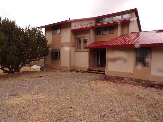 195 Fresnal Canyon Rd, La Luz, NM 88337 (MLS #164549) :: Assist-2-Sell Buyers and Sellers Preferred Realty