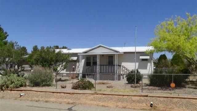 2160 Chantel Av, Alamogordo, NM 88310 (MLS #164553) :: Assist-2-Sell Buyers and Sellers Preferred Realty