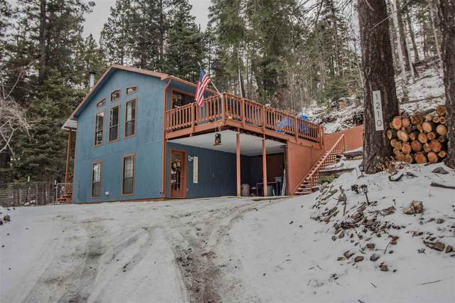 1210 Blanca Vista, Cloudcroft, NM 88317 (MLS #164564) :: Assist-2-Sell Buyers and Sellers Preferred Realty