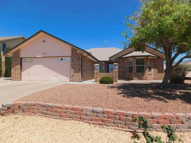 3726 Mosswood Av, Alamogordo, NM 88310 (MLS #164582) :: Assist-2-Sell Buyers and Sellers Preferred Realty