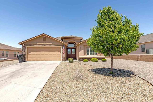 845 Sky Ranch, Alamogordo, NM 88310 (MLS #164607) :: Assist-2-Sell Buyers and Sellers Preferred Realty