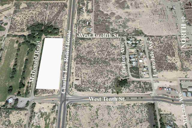 W 10th St, Alamogordo, NM 88310 (MLS #164628) :: Assist-2-Sell Buyers and Sellers Preferred Realty