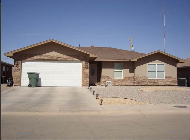 600 Coronado Dr, Alamogordo, NM 88310 (MLS #164655) :: Assist-2-Sell Buyers and Sellers Preferred Realty