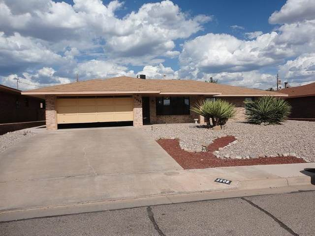 3608 Basswood Dr, Alamogordo, NM 88310 (MLS #164662) :: Assist-2-Sell Buyers and Sellers Preferred Realty