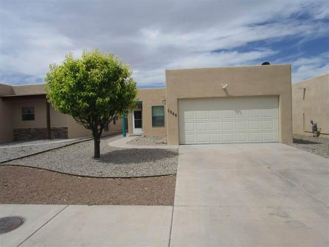 2548 Las Alturas Ct, Alamogordo, NM 88310 (MLS #164666) :: Assist-2-Sell Buyers and Sellers Preferred Realty