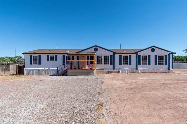 1608 W 5th St, Tularosa, NM 88352 (MLS #164678) :: Assist-2-Sell Buyers and Sellers Preferred Realty