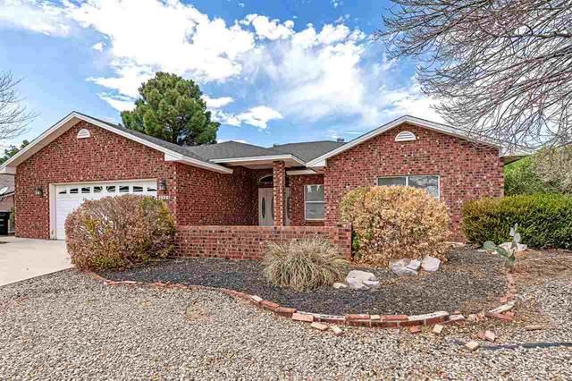 2224 Cielo Vista, Alamogordo, NM 88310 (MLS #164750) :: Assist-2-Sell Buyers and Sellers Preferred Realty