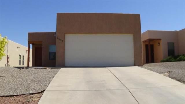 2547 Las Alturas Ct, Alamogordo, NM 88310 (MLS #164759) :: Assist-2-Sell Buyers and Sellers Preferred Realty