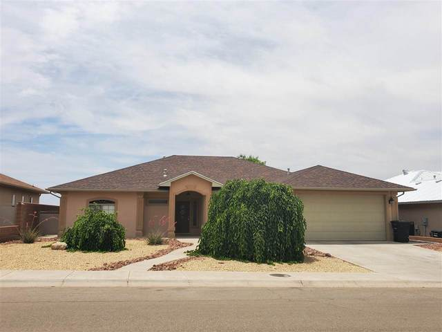 268 Bosque, Alamogordo, NM 88310 (MLS #164766) :: Assist-2-Sell Buyers and Sellers Preferred Realty