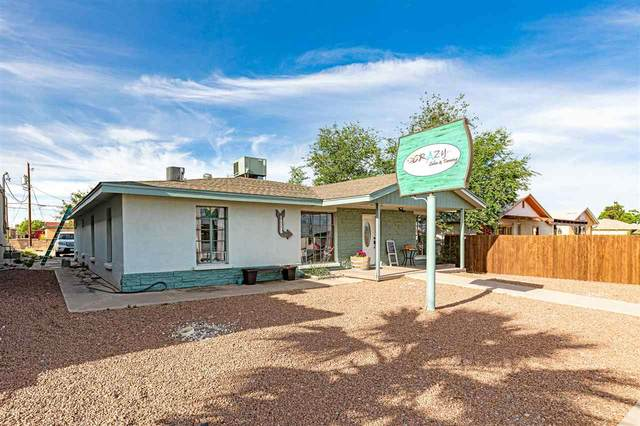 1006 Ninth St #0, Alamogordo, NM 88310 (MLS #164779) :: Assist-2-Sell Buyers and Sellers Preferred Realty
