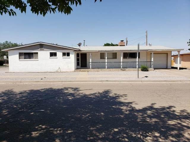 607 Madison Av, Alamogordo, NM 88310 (MLS #164865) :: Assist-2-Sell Buyers and Sellers Preferred Realty