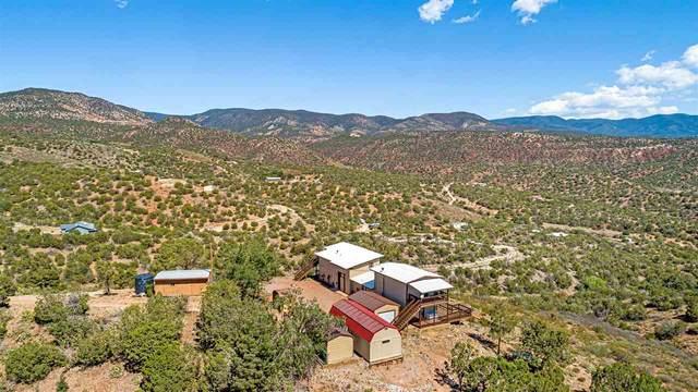 45 Deer Tracks Rd, La Luz, NM 88337 (MLS #164875) :: Assist-2-Sell Buyers and Sellers Preferred Realty