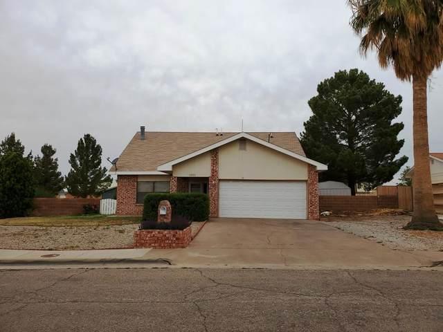 1301 Desert Dawn Dr, Alamogordo, NM 88310 (MLS #164891) :: Assist-2-Sell Buyers and Sellers Preferred Realty