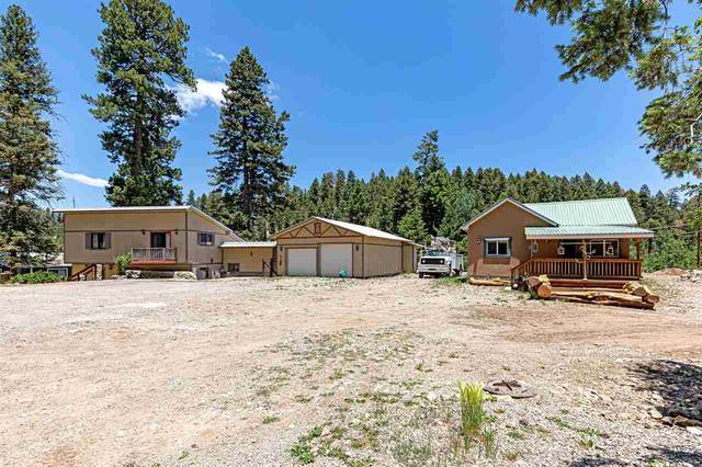 214 Aspen Cir, Cloudcroft, NM 88317 (MLS #164898) :: Assist-2-Sell Buyers and Sellers Preferred Realty