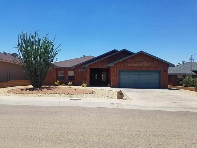 1086 San Cristo St, Alamogordo, NM 88310 (MLS #164923) :: Assist-2-Sell Buyers and Sellers Preferred Realty