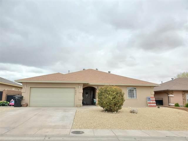 892 Hermoso El Sol, Alamogordo, NM 88310 (MLS #164949) :: Assist-2-Sell Buyers and Sellers Preferred Realty