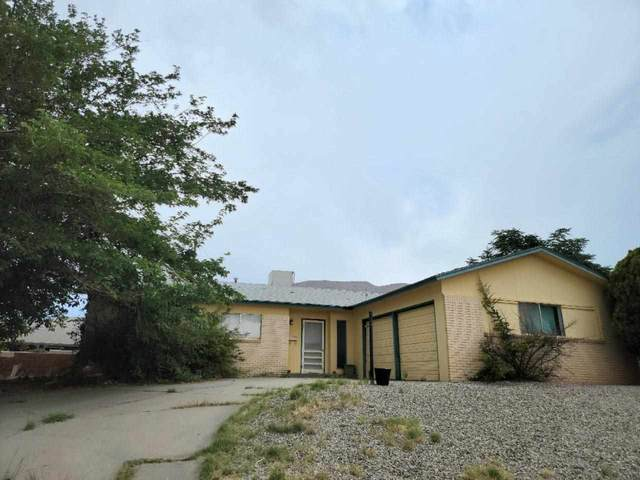 1828 Crescent Dr, Alamogordo, NM 88310 (MLS #164955) :: Assist-2-Sell Buyers and Sellers Preferred Realty