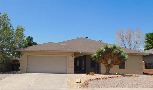 863 Arroyo Seco, Alamogordo, NM 88310 (MLS #164992) :: Assist-2-Sell Buyers and Sellers Preferred Realty
