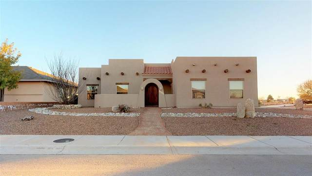1014 Pajarito Dr, Alamogordo, NM 88310 (MLS #165004) :: Assist-2-Sell Buyers and Sellers Preferred Realty