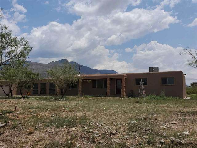 2100 Ocotillo Dr, Alamogordo, NM 88310 (MLS #165035) :: Assist-2-Sell Buyers and Sellers Preferred Realty