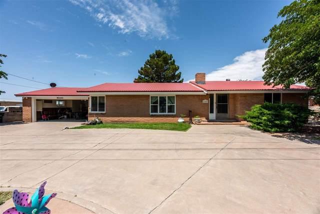 2107 Cornell Av, Alamogordo, NM 88310 (MLS #165059) :: Assist-2-Sell Buyers and Sellers Preferred Realty