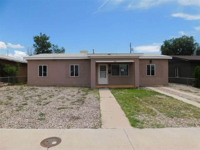 1104 Dewey Ln, Alamogordo, NM 88310 (MLS #165089) :: Assist-2-Sell Buyers and Sellers Preferred Realty