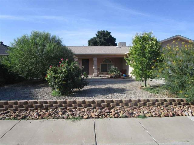 420 Cottonwood Dr, Alamogordo, NM 88310 (MLS #165101) :: Assist-2-Sell Buyers and Sellers Preferred Realty