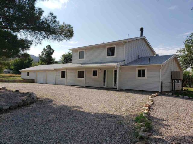 2100 Gill Dr, Alamogordo, NM 88310 (MLS #165186) :: Assist-2-Sell Buyers and Sellers Preferred Realty