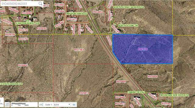 North Scenic Dr, Alamogordo, NM 88310 (MLS #165200) :: Assist-2-Sell Buyers and Sellers Preferred Realty