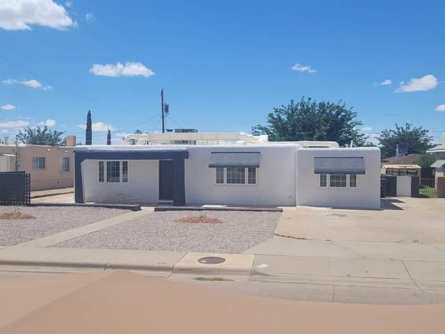 1811 College Av, Alamogordo, NM 88310 (MLS #165229) :: Assist-2-Sell Buyers and Sellers Preferred Realty