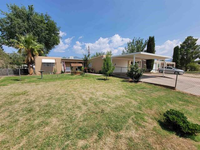 1814 College Av, Alamogordo, NM 88310 (MLS #165236) :: Assist-2-Sell Buyers and Sellers Preferred Realty
