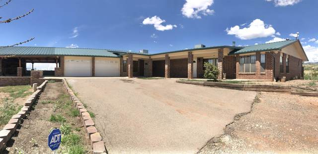 18 Zia Trl, La Luz, NM 88337 (MLS #165250) :: Assist-2-Sell Buyers and Sellers Preferred Realty