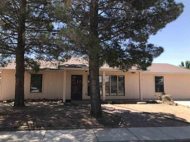 818 Magnolia St, Alamogordo, NM 88310 (MLS #165306) :: Assist-2-Sell Buyers and Sellers Preferred Realty