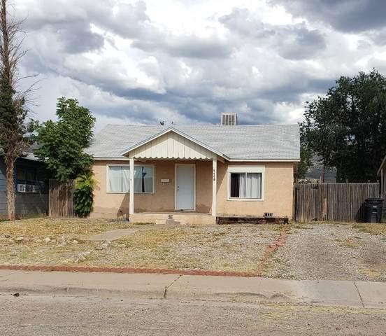 1112 Hawaii Av, Alamogordo, NM 88310 (MLS #165323) :: Assist-2-Sell Buyers and Sellers Preferred Realty