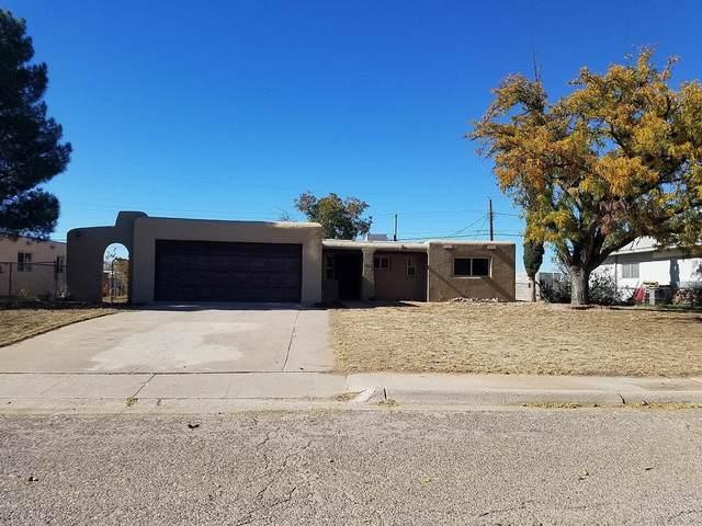 1531 Roosevelt Av, Alamogordo, NM 88310 (MLS #165348) :: Assist-2-Sell Buyers and Sellers Preferred Realty