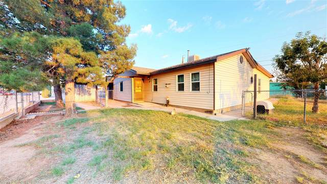 802 Magnolia St, Alamogordo, NM 88310 (MLS #165364) :: Assist-2-Sell Buyers and Sellers Preferred Realty