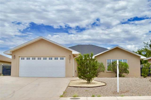413 Chaco, Alamogordo, NM 88310 (MLS #165372) :: Assist-2-Sell Buyers and Sellers Preferred Realty