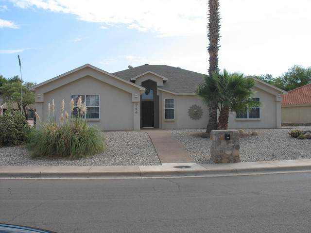 744 Eagle Dr, Alamogordo, NM 88310 (MLS #165378) :: Assist-2-Sell Buyers and Sellers Preferred Realty